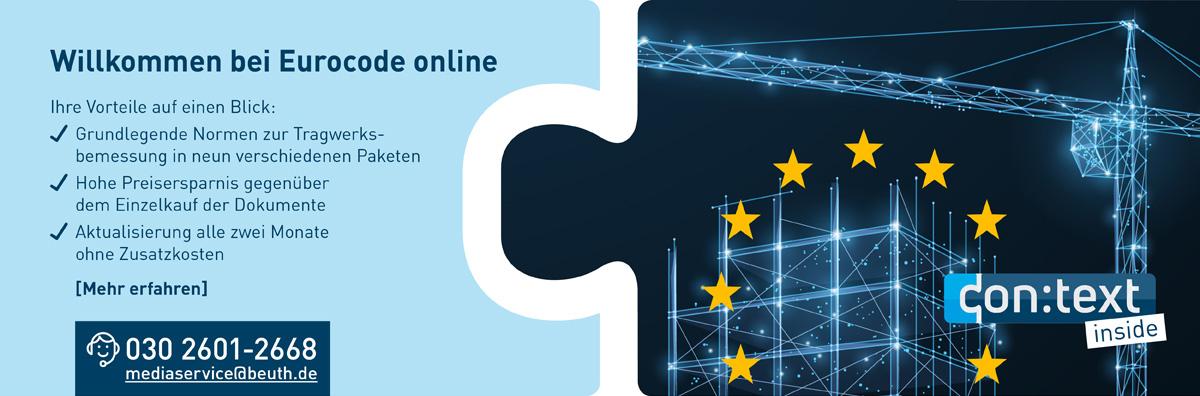 Eurocode online mit con:text