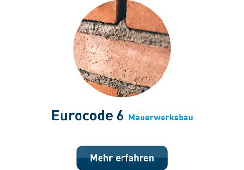 Eurocode 6 Mauerwerksbau