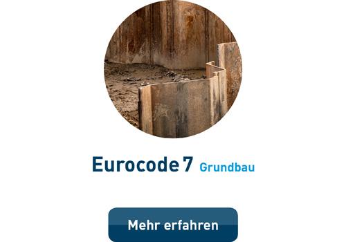 Eurocode 7 Grundbau